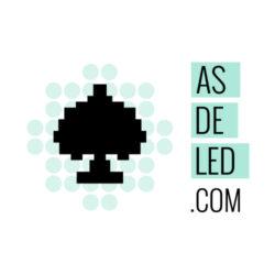Logotipo ASDELED 500px