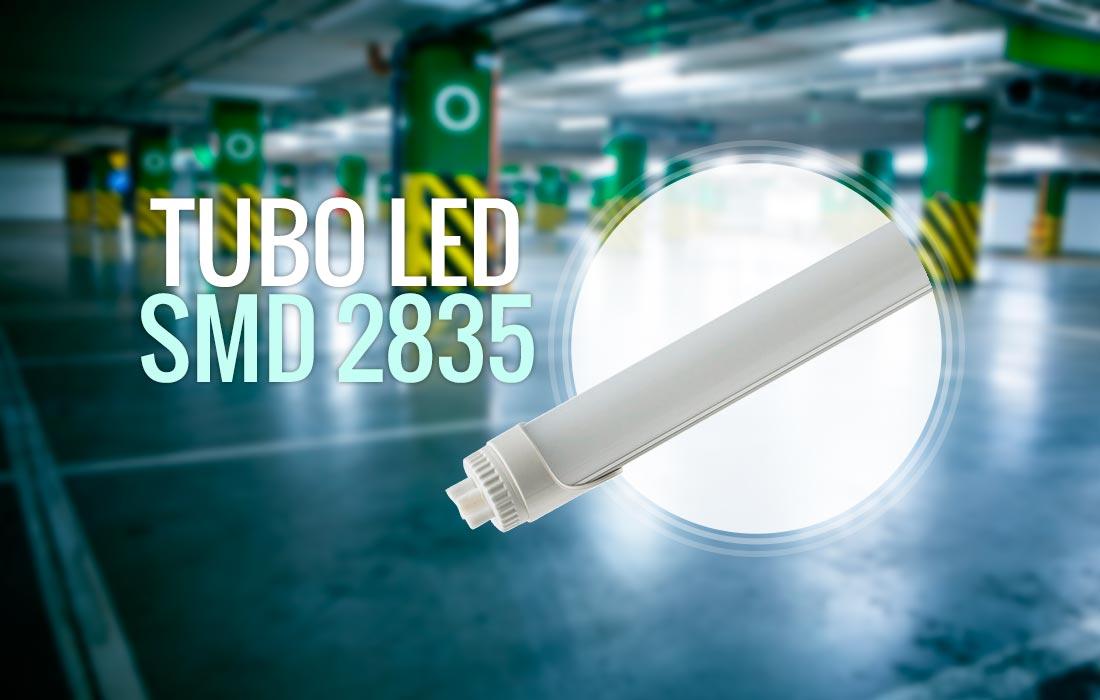 Tubo LED SMD2835 Epistar - AS de LED ®