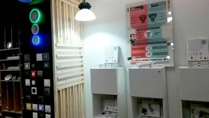 Tienda de iluminacion y luces LED en Alava (Vitoria) 02