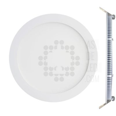 Panel LED PLR20EPLW AS de LED ®