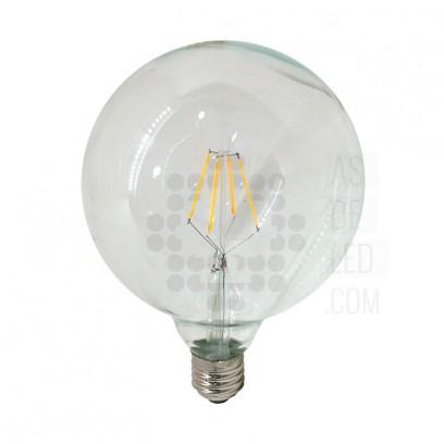 Bombilla filamento LED globo - BOC3,5FILRW - AS DE LED ®