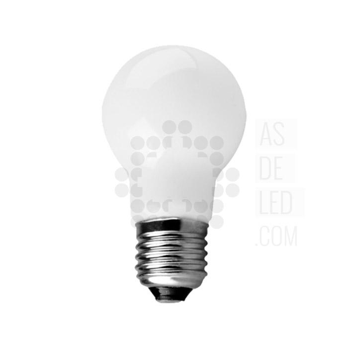 Bombilla LED E27 7W - BOC7STG60RW - AS de LED ®