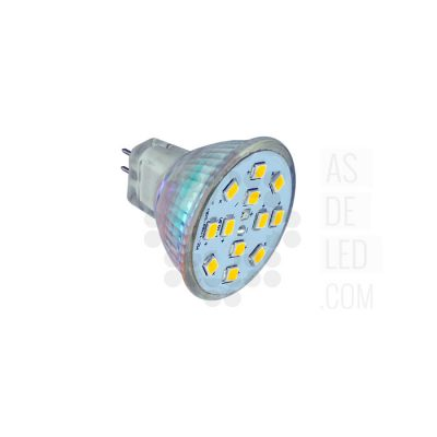 Bombilla LED GU4 2W - BOF2ST56ML - AS de LED ®