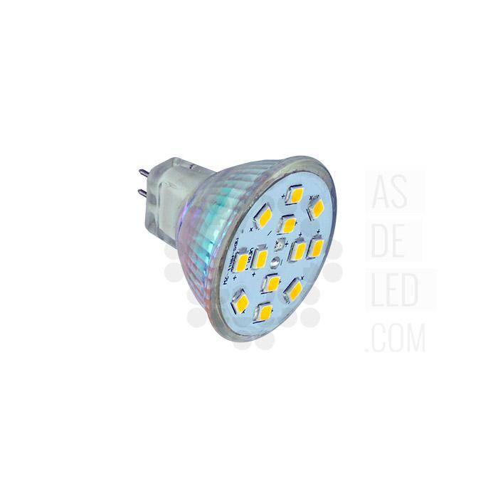 Bombilla LED GU4 2W - BOF2ST56ML - AS de LED ®
