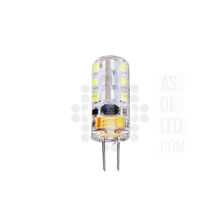 Bombilla de led g4 1 5w bov1 5strw as de led for Tipos de bombillas led para casa