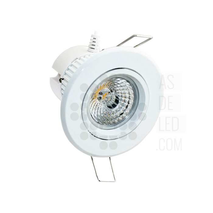 Foco LED 6W - FOE6CELW - AS de LED ®