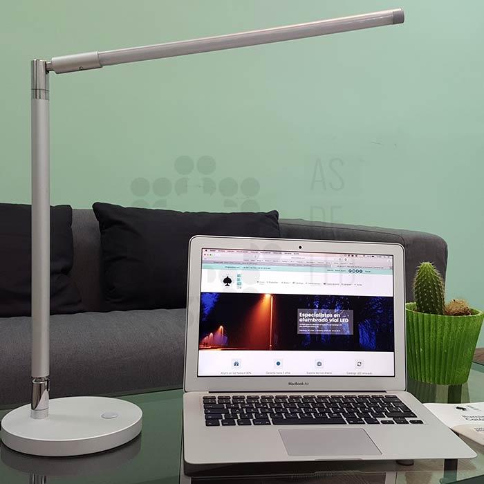Comprar flexo LED 7W - Aluminio - Diseño vanguardista - Regulable