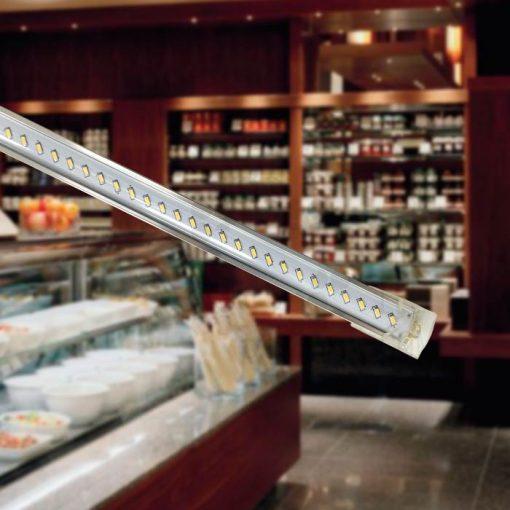 Luces de LED para comercios