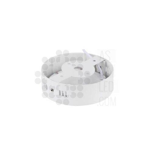 Comprar plafón LED superficie 6W redondo blanco - LA6ST28DT 02