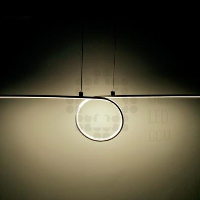 Lampara LED de techo - LA18EPSSH - AS de LED ®