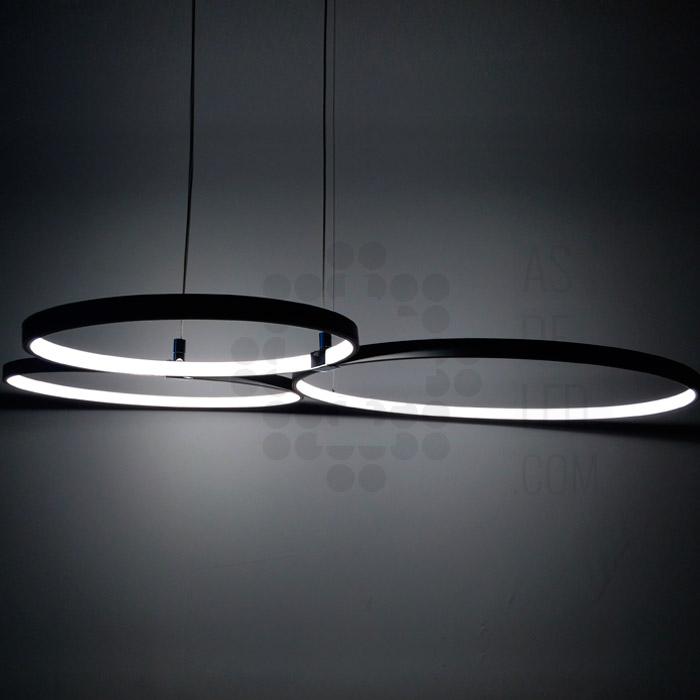 Lu00e1mpara LED de techo - LA45EPSSH - AS de LED u00ae