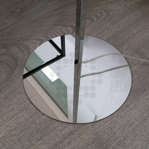 Peana lampara LED de pie - LAS18EPSSH - AS de LED ®