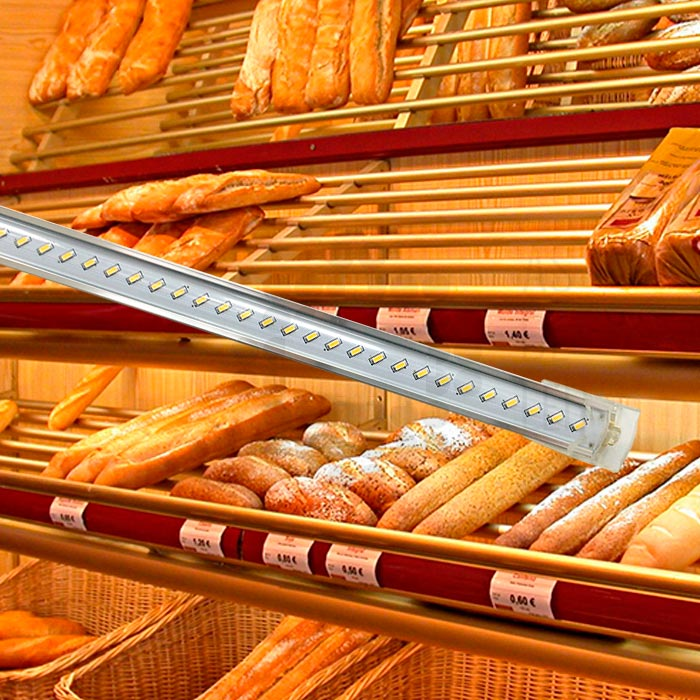 Tira de LED para panadería - AS de LED ®