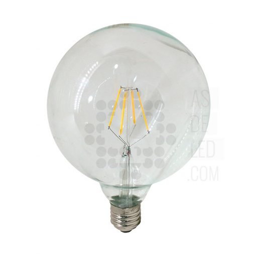 Bombilla filamento LED globo BOC4FILG125IX