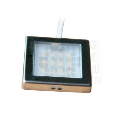 Lámpara LED armario - LAA2,4STVT Cuadrado