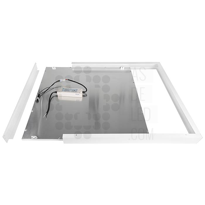Comprar kit para instalación de panel LED en superficie - Procedimiento