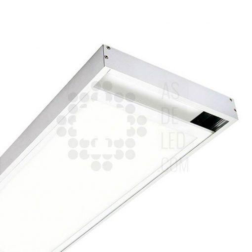 Comprar kit para instalación de panel LED en superficie - 30X120 CM