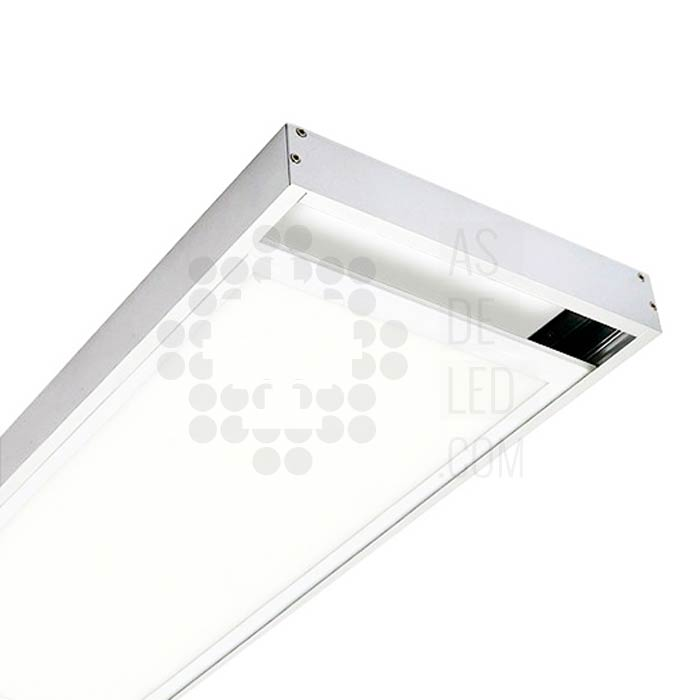 Comprar kit para instalación de panel LED en superficie - 30X120 CM