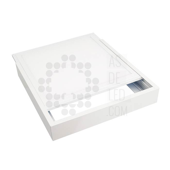 Comprar kit para instalación de panel LED en superficie - Varias medidas