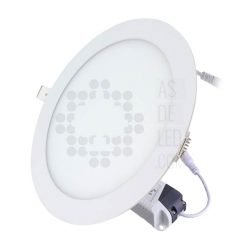 Comprar placa downligt LED 18W redondo - PLR20EPDT (frontal)