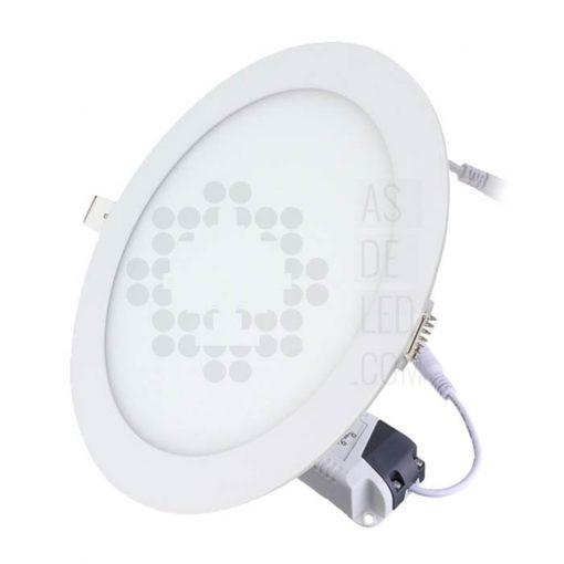 Comprar placa downligt LED 18W redondo - PLR20EPDT (frontal)