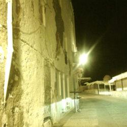 Bombillas de LED instaladas en Peñíscola 02