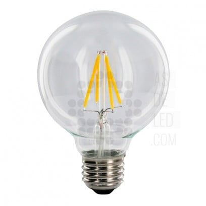 Bombilla filamento globo 95 - BOC6FILG95HN