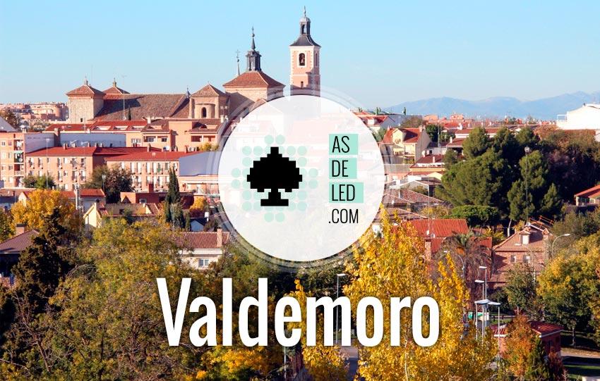 Franquicia AS de LED en Valdemoro Madrid