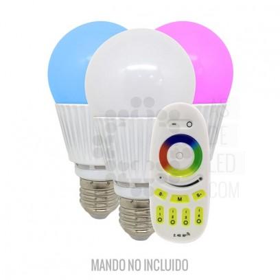 Bombilla LED 9W E27 - BOC9STER RGB