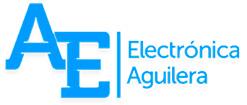 Logotipo Electrónica Aguilera Alcobendas
