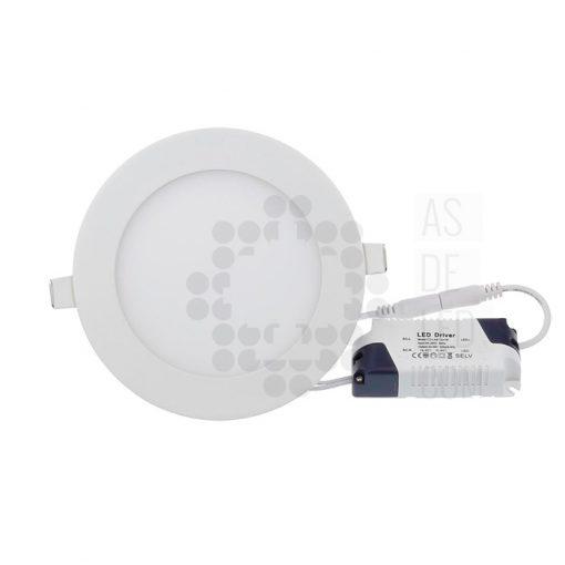 Panel LED redondo 6W - PLR6ST28DT AS de LED ®