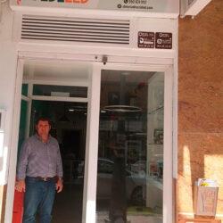 Tienda ASDELED en Almería 01