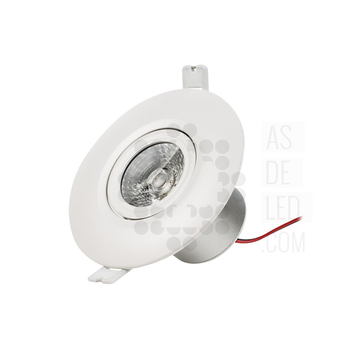 Downlight de LED - FOE8-12EP2,5LW - AS de LED ®