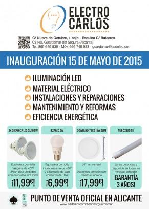 Ofertas LED en Guardamar - AS de LED