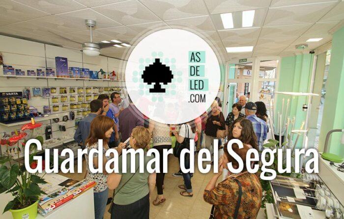 Tienda ASDELED en Guardamar