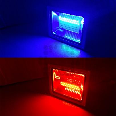 Foco LED exterior RGB - FOFE30EP57OX-RGB-01