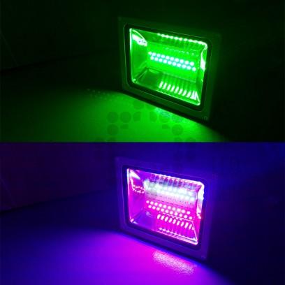 Foco LED exterior RGB - FOFE30EP57OX-RGB-02