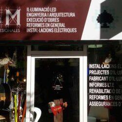 Tienda de luces LED e iluminacion en Sabadell - 01