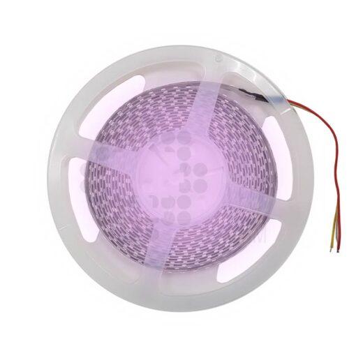 Comprar tira de LED con luz rosada para carnicerías - 5 metros - 24V 01