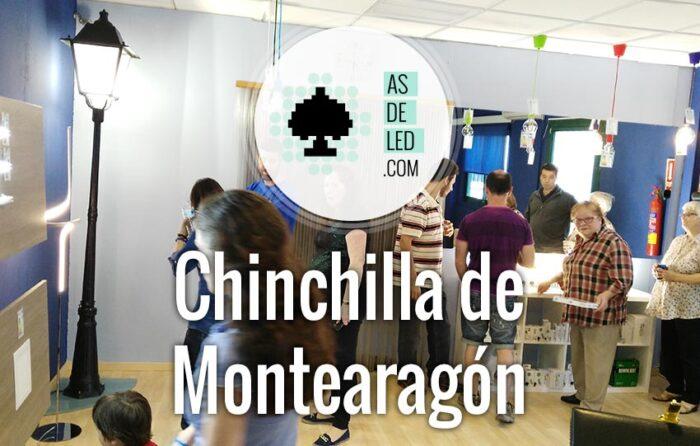 Inauguración AS de LED en Chinchilla (Albacete)