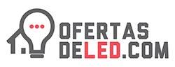 Logotipo OFERTASDELED - Tienda LED Valencia