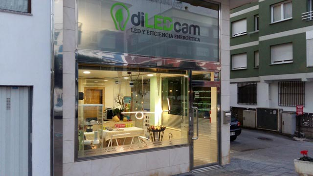 Tienda iluminacion LED en Torrelavega (Cantabria) ASDELED 01