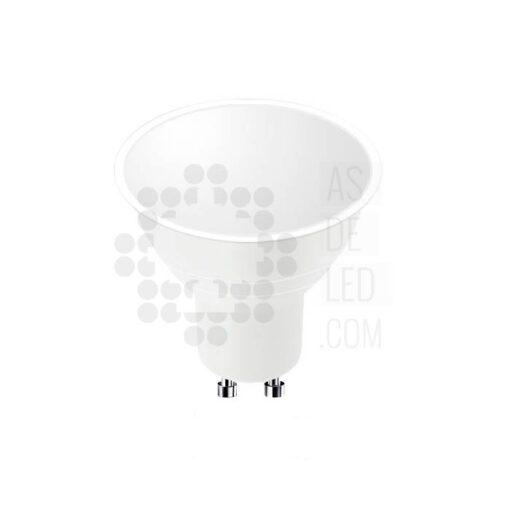 Comprar bombilla LED GU10 tipo halógena de 7W - 100% compatible