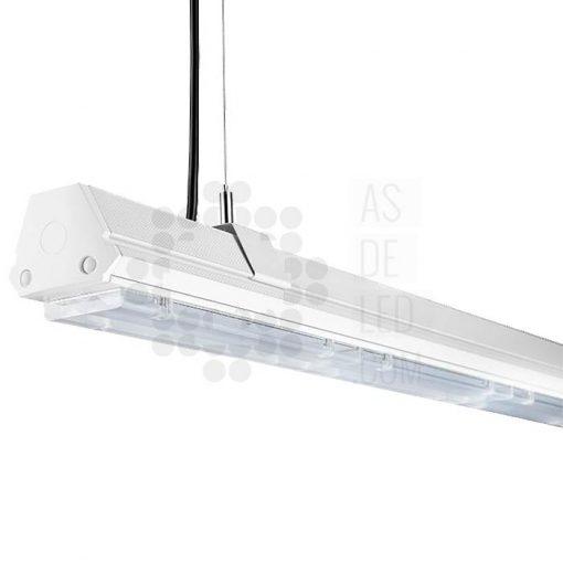 Luminaria LED lineal con LED Samsung SMD5630 - 01