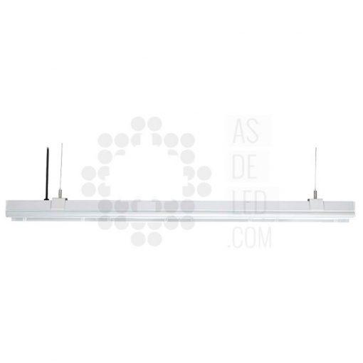 Luminaria LED lineal con LED Samsung SMD5630 - 02
