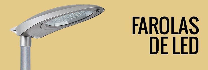 Comprar farolas LED - Alumbrado público con farolas y bombillas LED