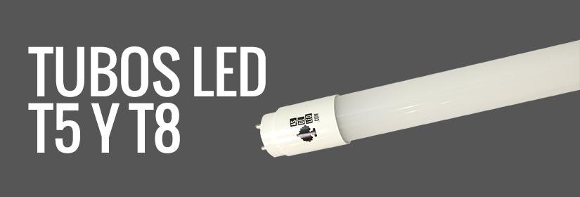 Comprar tubos LED - Iluminación con tubos fluorescentes LED T8 y T5