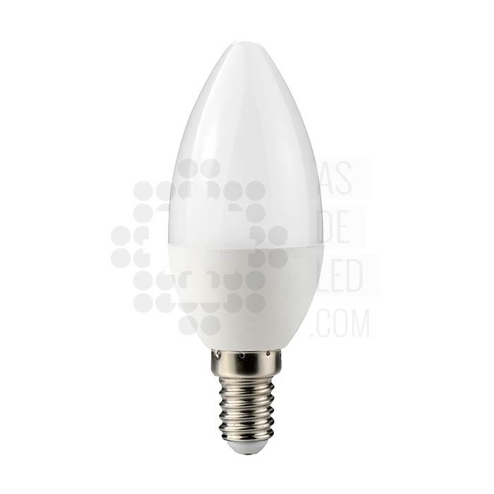 Comprar bombilla LED vela 5W AS de LED - BOC5ST28CSK