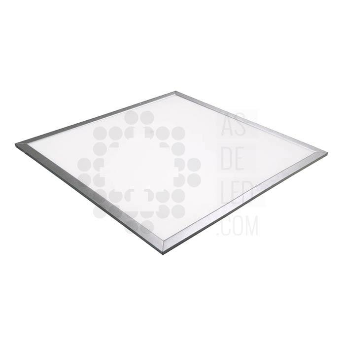 Panel LED 60X60 con marco de aluminio liso