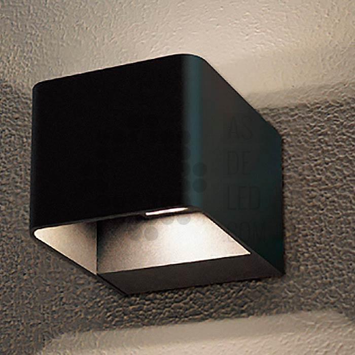 Aplique LED para exterior y luz a 2 lados - LAAP10EPKO 02